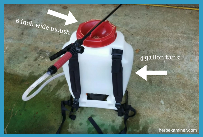 best backpack sprayer review information